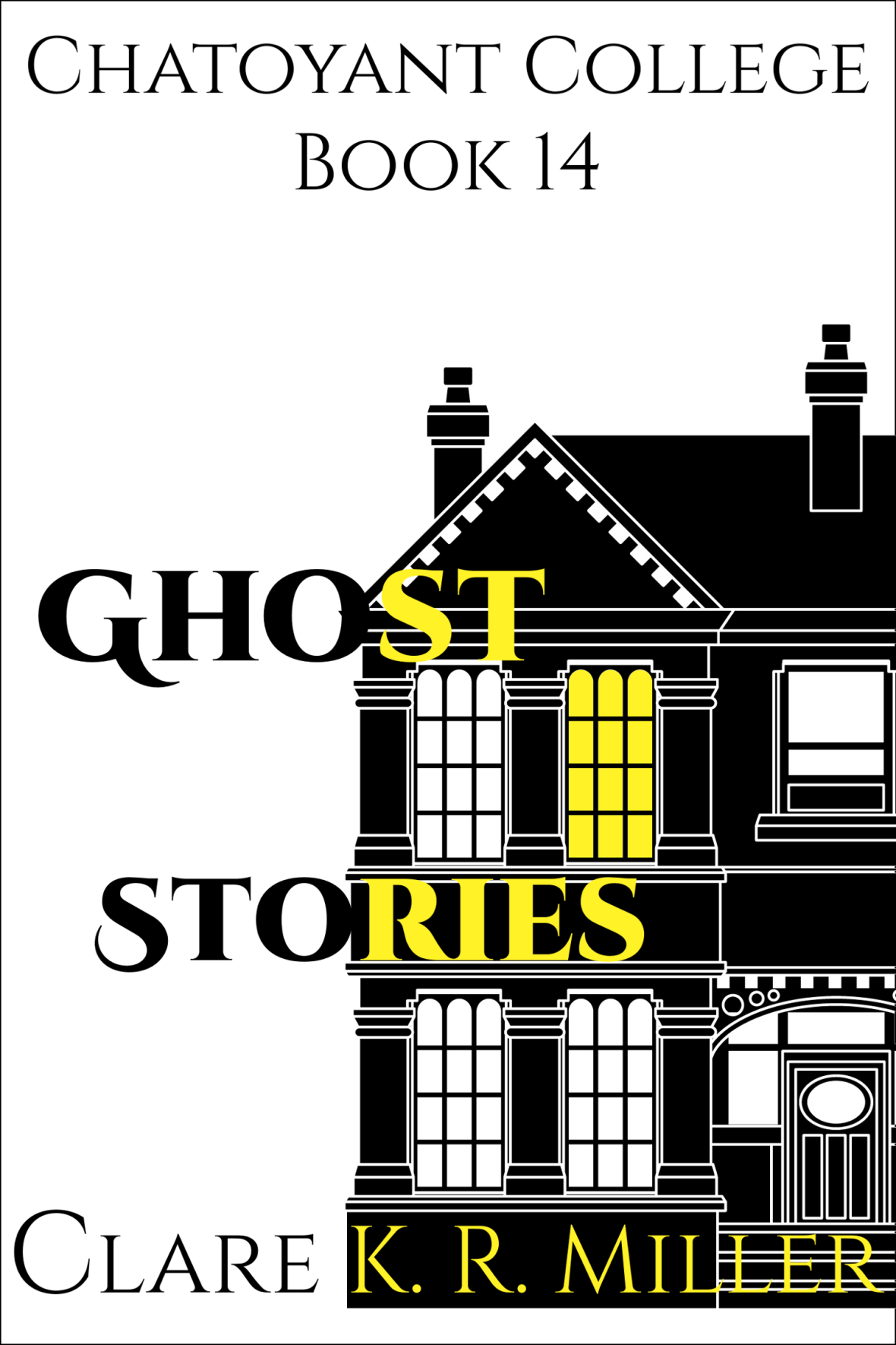 14_Ghost Stories cover